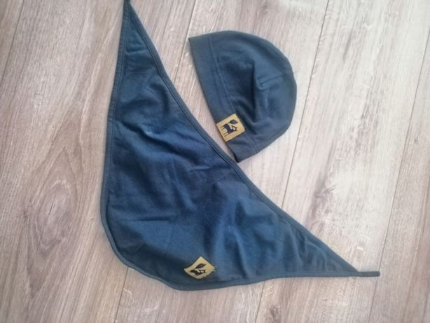 Komplet czapka chustka 68