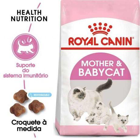 Royal Canin Mother Babycat 6+4kg
