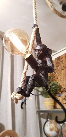 Super original -  Candeeiro Macaco Suspenso - 35x72cm By Arcoazul