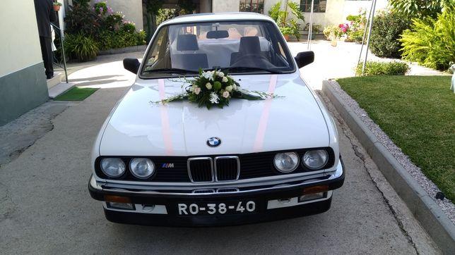 Aluguer Clássico para Casamentos.