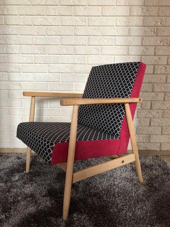 Fotel PRL\Lisek - odnowiony