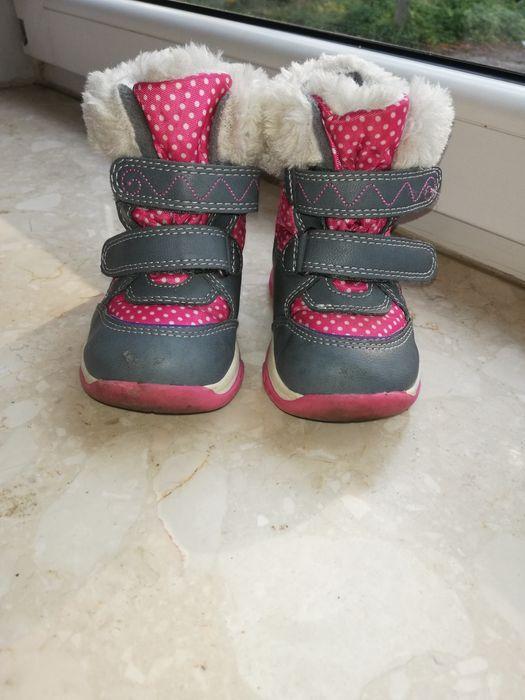 Buty zimowe dziecięce Sosnowiec - image 1