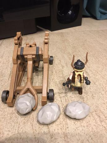 Playmobile wyrzutnia
