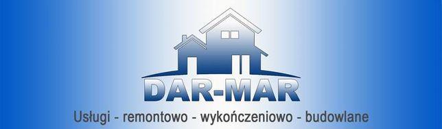 DAR-MAR Usługi remontowo-wykończeniowo-budowlane Dariusz Lubowiecki