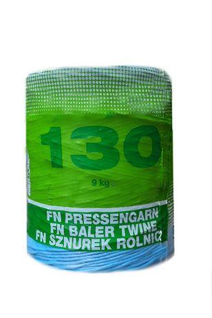 Sznurek - Fn Bale Wrap 130 9kg 1170m/tex7700 niebiesk i orange