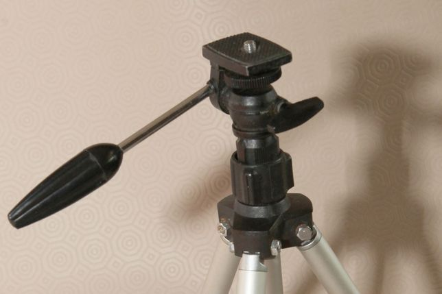 tripé para maquina fotográfica