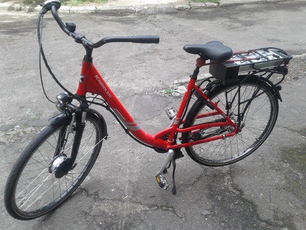 Електровелосипед KREIDLER