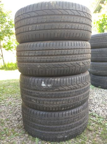 265/40/21, 295/35/21 Pirelli