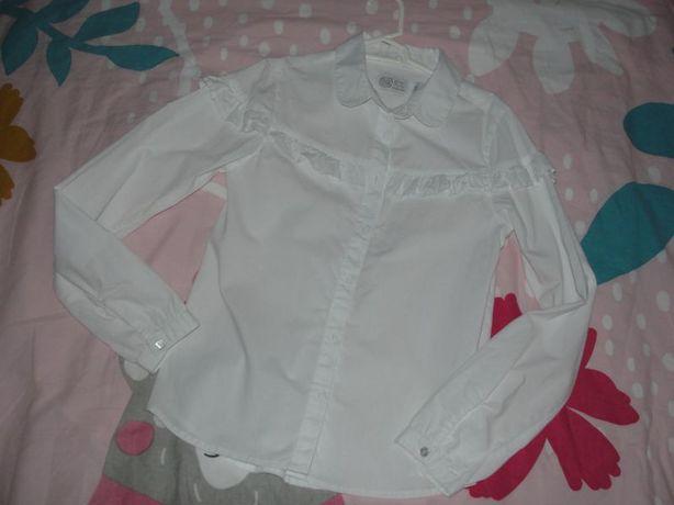 elegancka bluzka biala na uroczystosci cool club 140