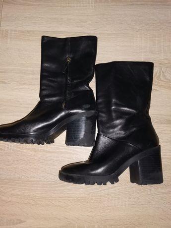 Buty Zara czarne