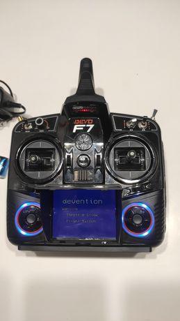 Walkera Devo F7 - kontroler drona FPV + odbiornik + PPM