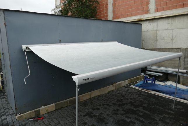 Markiza Thule 9200 dł 5,5m dachowa kamper