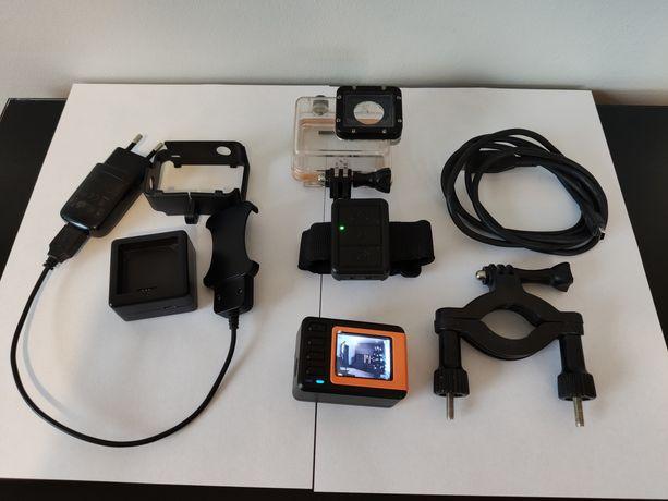 Kamera sportowa SmartCam V2.1  z uchwytem i pilotem