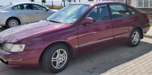 Sprzedam Toyota Carina E (benzyna + gaz)
