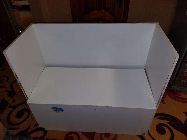 Ящик для іграшок і не тільки