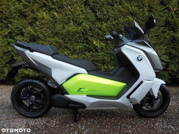 BMW  C Evolution 2016 KRAKÓW elektryczny bateria zarejestrowana