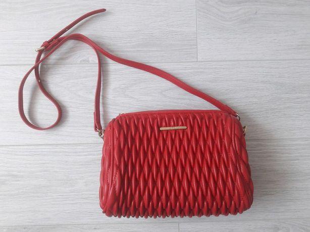 Czerwona torebka Orsay