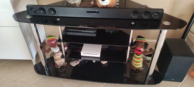 Móvel de Tv e componentes