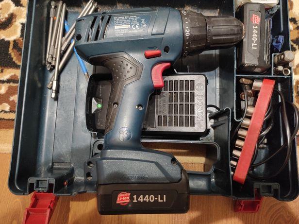 Bosch gsr 1440 li