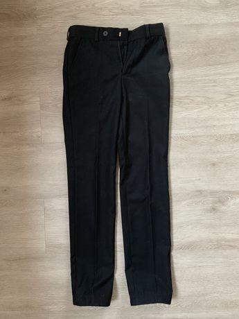 Школьные брюки шерсть размер 146 школьный костюм