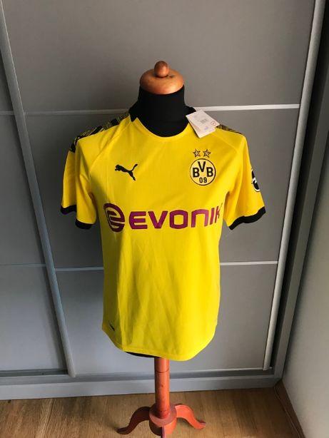Nowa koszulka Borussia Dortmund Puma Mario Goetze rozm. M 19/20