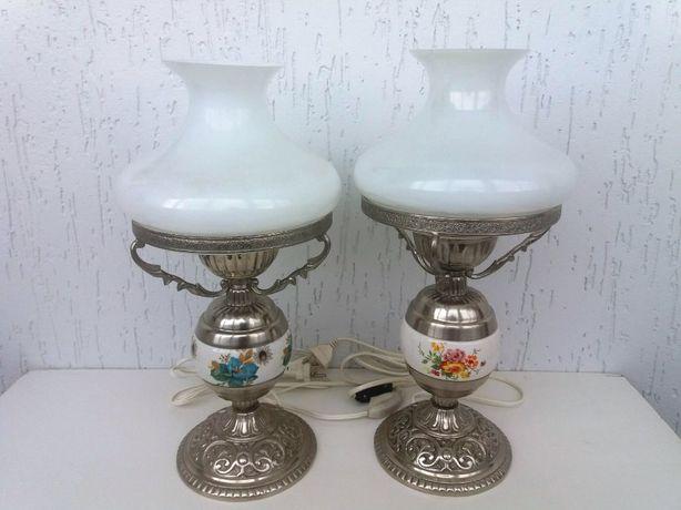 Настольна лампа 2 шт комплект Румунія