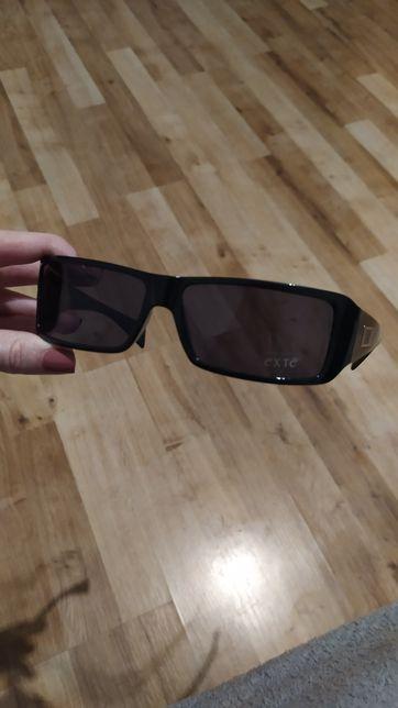 Okulary Exte by Versace przeciwsłoneczne nowe