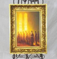 Obraz olejny Judaika /Meble Stylowe Grodzisk Mazowiecki