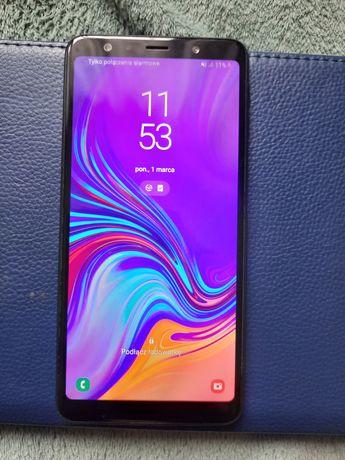 Samsung Galaxy A7 2018 czarny