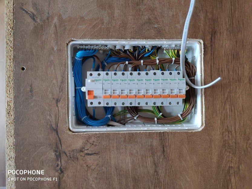 Электромонтажные работы. Электрик. Работа электрика. Одесса - изображение 1