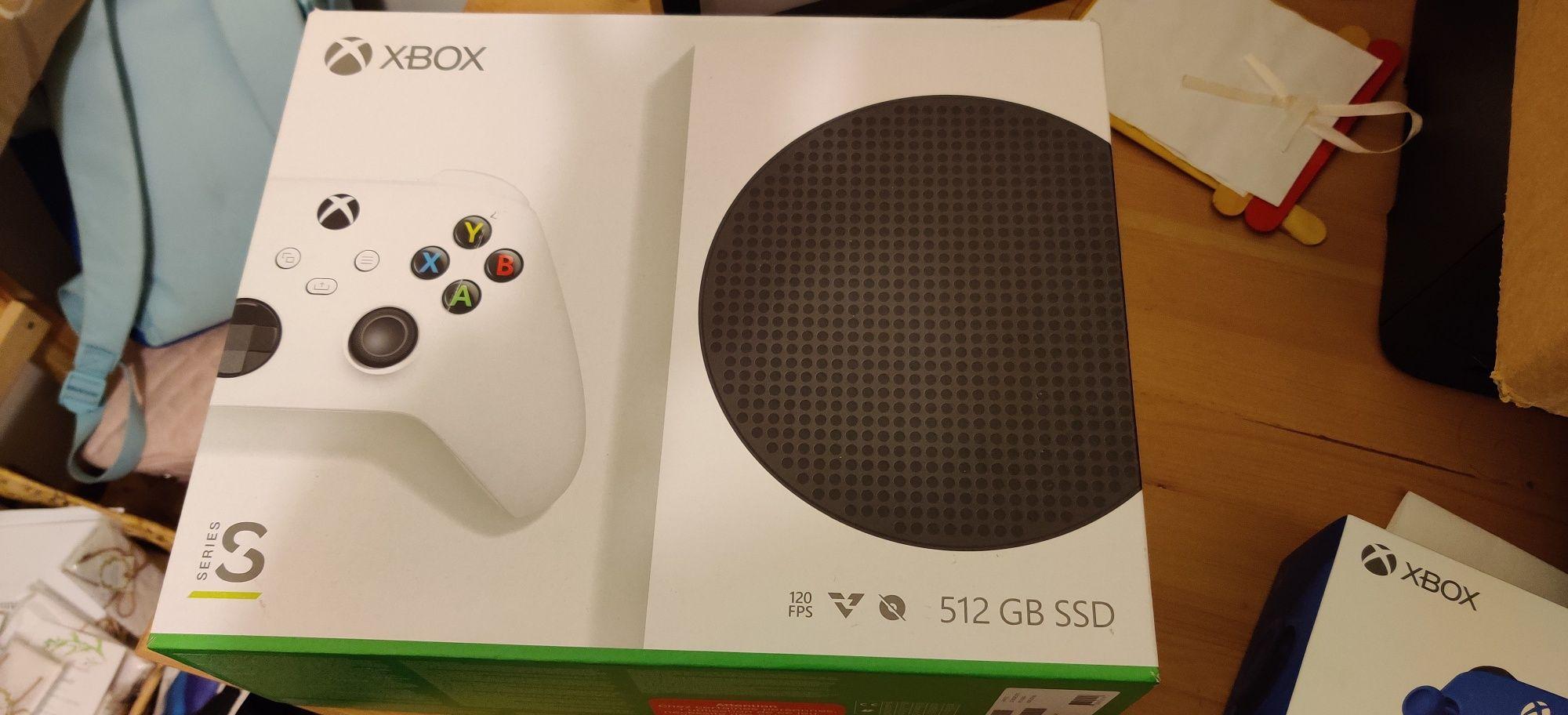 Troco Xbox Series S por Series X mais acerto