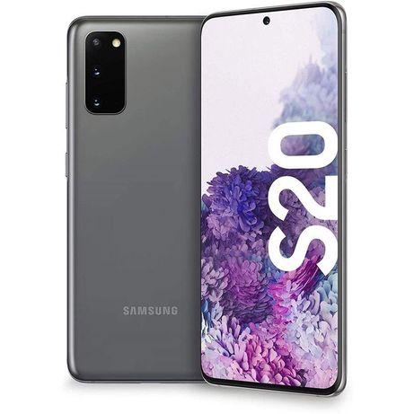 Samsung S20 dual sim 8Gb ram 128Gb internos rigorosamente .
