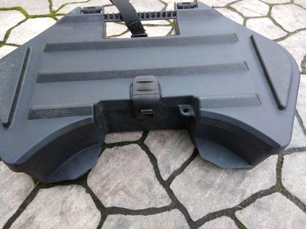 Schowek do Can Am max Ltd 800 g1 kufer na quada zamiast siedzenia