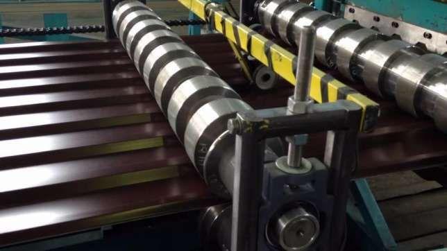 Металопрофіль, профнастил, металочерепиця від виробника. Металопрофиль