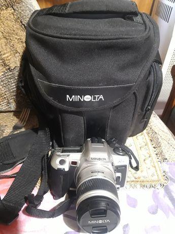 Продам фотоапарат MINOLTA DYNAX 505si super Maxxum XT