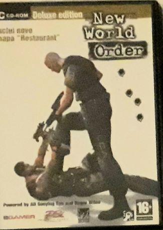 Jogo PC New World Order