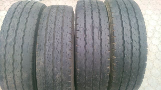 Резина шины 165 175 185 195 205 215 r14c BridgestoneMichelinContinent