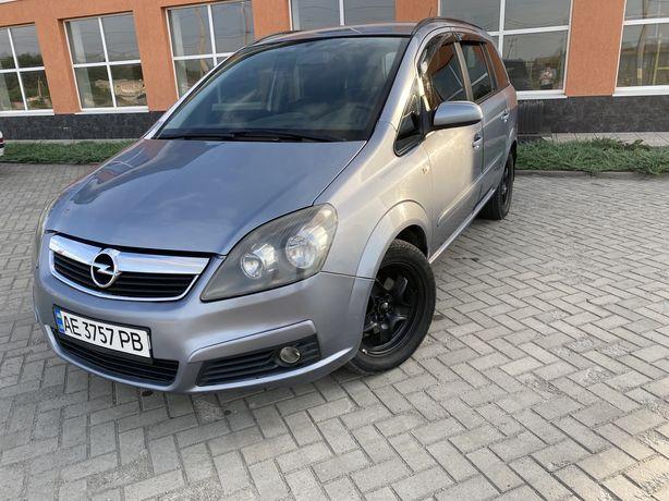 Продам Opel Zafira 2007 1.6 газ/бензин