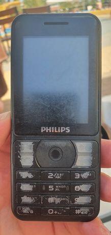 Philips xenium e 130 телефон кнопочный
