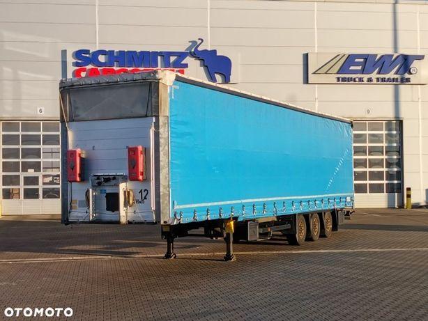 Schmitz Cargobull Scs Mb Varios  Zabudowa Typy Varios