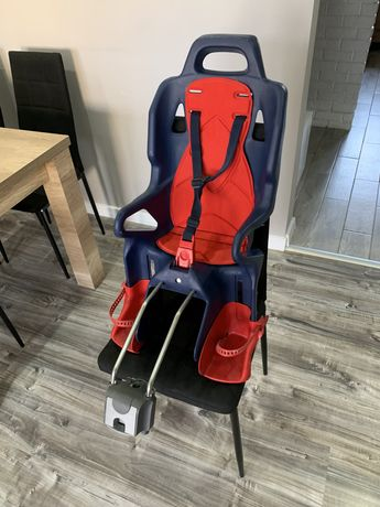 Fotelik rowerowy BabyOK Ergon max 22kg