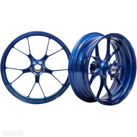 jantes titax par de rodas forjadas  bmw s1000rr hp4 abs hp4 13-14
