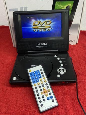 "Przenosne DVD 7"""