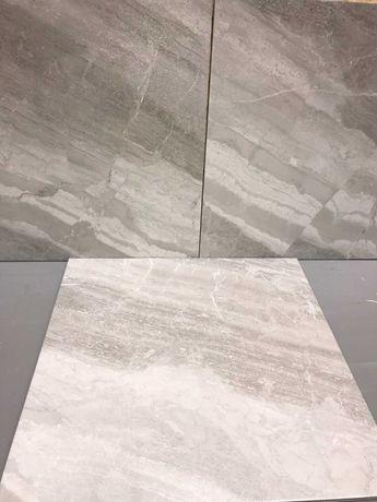 OBI Gres szkliwiony Fino grey 1,49m2/krt OBNIŻKA z 96,83 na 59,57