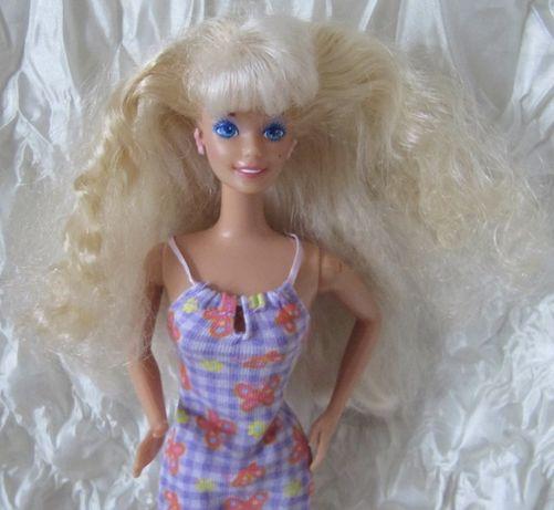 Кукла барби винтажная с шикарными волосами и родинкой Mattel