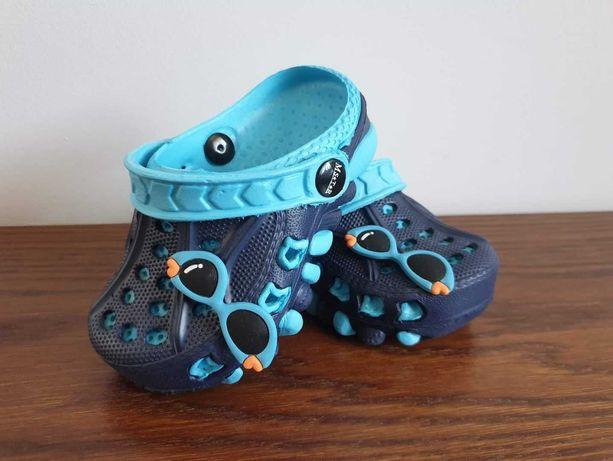 nowe buty gumowe crocsy dziecięce