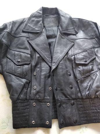Кожанная куртка -косуха.