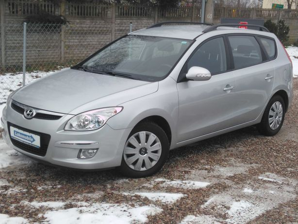 Hyundai i30 2008 Rok 1.6 Diesel 90 Koni Klimatyzacja