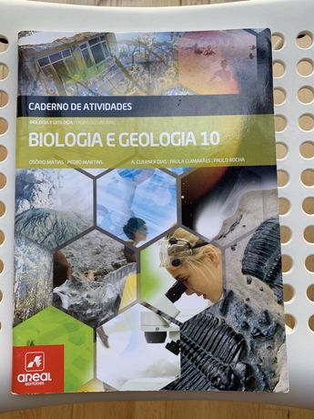 Biologia e Geologia 10 Caderno de atividades