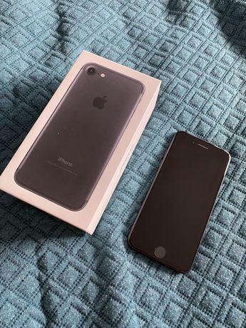 Iphone 7 czarny mat 32gb